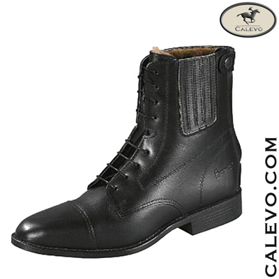 Cavallo - Lammfell Schn�rstiefelette Paddock Snow -- CALEVO.com Shop