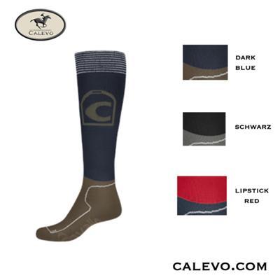 Cavallo - Kniestrumpf LUREX CALEVO.com Shop