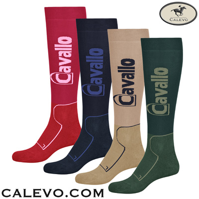 Cavallo - Funktions Strumpf CAVALLO - SUMMER 2017 CALEVO.com Shop