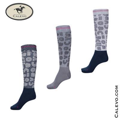 Cavallo - Kniestrumpf SASA LUX - SUMMER 2020 CALEVO.com Shop