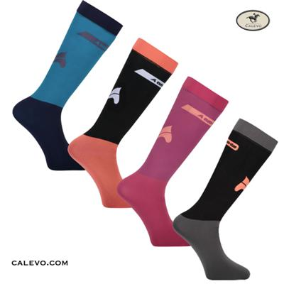 Eurostar - Long Socks TECKIS - WINTER 2018 CALEVO.com Shop