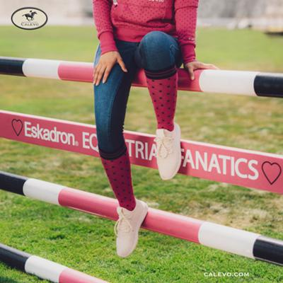 Eskadron Equestrian.Fanatics - Women KNEE SOCKS -- CALEVO.com Shop