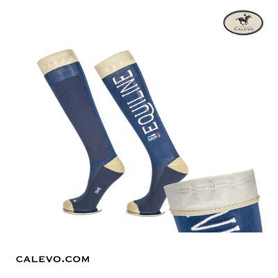 Equiline - Kniestrumpf CRIME CALEVO.com Shop