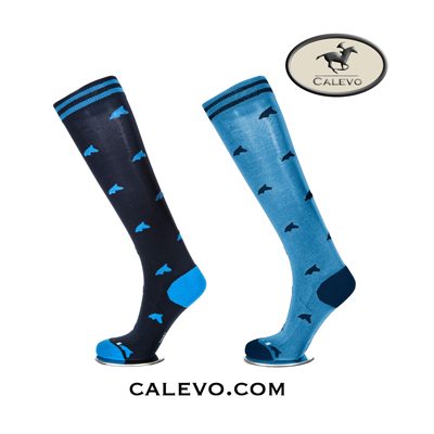 Equiline - Kniestrumpf MILKY CALEVO.com Shop