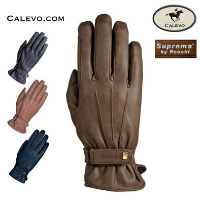 Roeckl - Winter Suprema Reithandschuh WAGO -- CALEVO.com Shop
