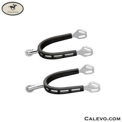Sprenger - ULTRA FIT Extra Grip Sporen mit kleinem Ballrad -- CALEVO.com Shop