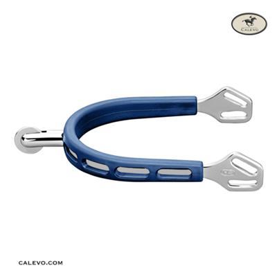 Sprenger - Sporen m. kleinem Ballrad ULTRA FIT BLUE GRIP CALEVO.com Shop