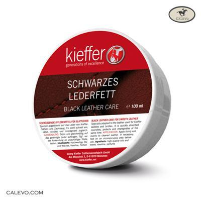 Kieffer - Lederfett schwarz CALEVO.com Shop