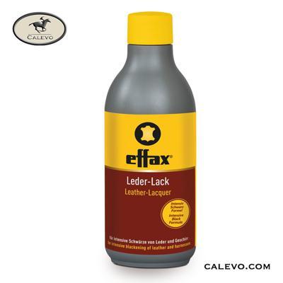 Effax - Leder Lack - Intensive Schw�rze CALEVO.com Shop
