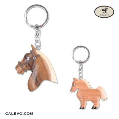 Schl�sselanh�nger aus Holz CALEVO.com Shop