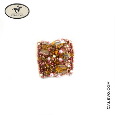 Elegantes Perlen Netz CALEVO.com Shop