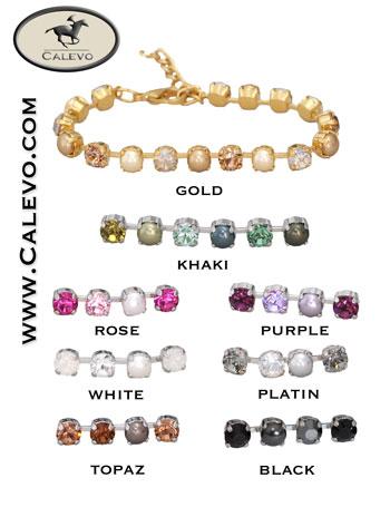 Schumacher - Armband Crystal-Pearl CALEVO.com Shop