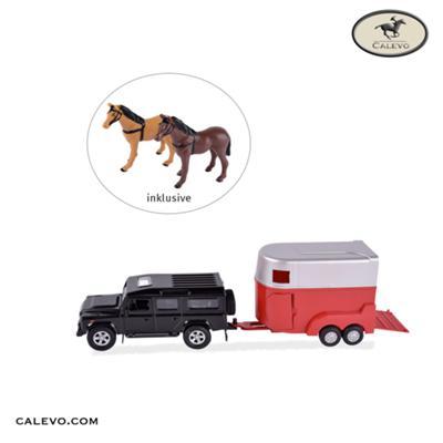Spielset Pferdetransporter CALEVO.com Shop