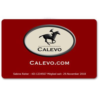 Calevo - Kundenkarte CALEVO.com Shop