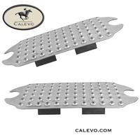 Sprenger - Steigbügeleinlagen aus Edelstahl für Bow Balance CALEVO.com Shop