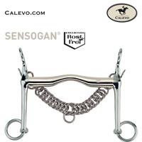 Sprenger - Hubertus Schmidt Reitkandare mit geringer Zungenf CALEVO.com Shop