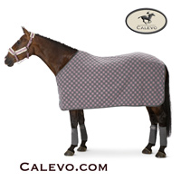 Eskadron - Fleece Abschwitzdecke CHECKED - CLASSIC SPORTS CALEVO.com Shop