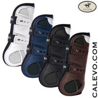 Eskadron - Gamasche Flexisoft AIR Ton-in-Ton vorne CALEVO.com Shop
