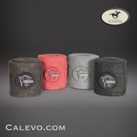 Eskadron - Fleecebandagen ORNAMENTS - PLATINUM CALEVO.com Shop