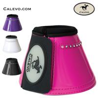 Calevo - Lack Kunstleder Springglocken CRYSTAL-SHINE CALEVO.com Shop