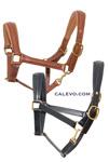 Schumacher - leather halter CALEVO.com Shop