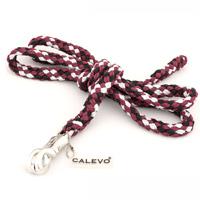 Calevo - Anbindestrick mit Panikhaken STRIPES CALEVO.com Shop