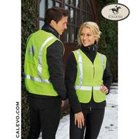Reflektierende Reitweste CALEVO.com Shop
