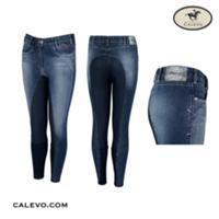 Pikeur - Mädchen Reithose KALOTTA JEANS GRIP CALEVO.com Shop