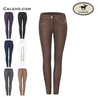 Cavallo - Kinder Reithose mit Gesässbesatz CORVINA KIDS CALEVO.com Shop
