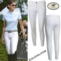 Pikeur Damen Reithose m.Kniebesatz MARESA PREMIUM COLLECTION CALEVO.com Shop