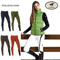 Equiline - Damen Knee X-Grip Reithose LEAH CALEVO.com Shop