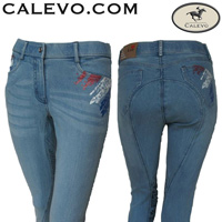 Eurostar Easy-Rider Damen Jeanshose FELISA Denim FULL CALEVO.com Shop