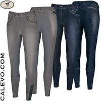Pikeur - Damen Jeans Reithose DARJEEN JEANS GRIP CALEVO.com Shop