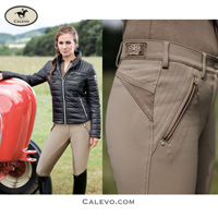 Pikeur Damen Reithose ORCHIDEA KONTRAST - PREMIUM COLLECTION CALEVO.com Shop