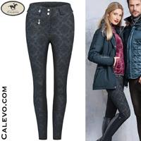 Cavallo - Damen Reithose COLEEN GRIP FLOWER CALEVO.com Shop