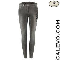 Cavallo - Damen Jeans-Reithose CHRISTIN GRIP CALEVO.com Shop