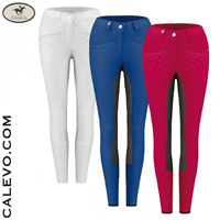 Cavallo - ladies breeches CIORA GRIP CRYSTAL CALEVO.com Shop