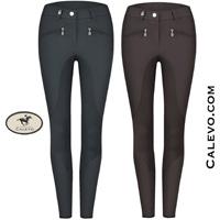 Cavallo - Damen SOFTSHELL Reithose CAJA GRIP S CALEVO.com Shop