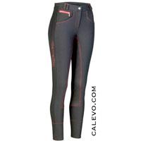Cavallo - Damen Reithose mit Ges�ssbesatz CHARLEEN CALEVO.com Shop