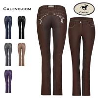 Cavallo - Damen Jodhpur-Reithose mit Gesässbesatz CATALANIA CALEVO.com Shop