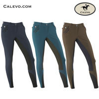 Equiline - Damen Gesässbesatzreithose CARLA CALEVO.com Shop