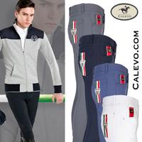 Equiline - Herren Knee X-Grip Reithose MANNY CALEVO.com Shop