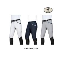 Equiline - Herren Knee X-Grip Reithose TAYLOR CALEVO.com Shop