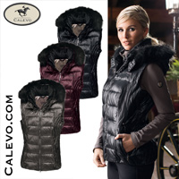 Pikeur Damen Daunen Steppweste RAFFAELA - PREMIUM COLLECTION CALEVO.com Shop