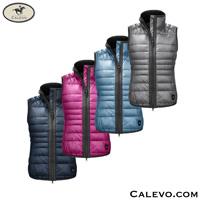 Cavallo - ladies quilted waistcoat JANE CALEVO.com Shop