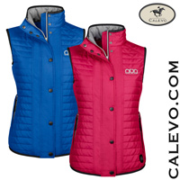 Cavallo - ladies quilted vest IRENA CALEVO.com Shop