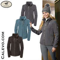 Pikeur - Damen Outdoor Fleecejacke GISELLE - WINTER 2017 CALEVO.com Shop
