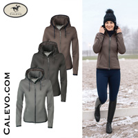 Pikeur - Damen Fleece-Jacke JINA - WINTER 2017 CALEVO.com Shop