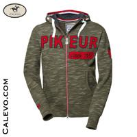 Pikeur - Herren Sweat Jacke mit Kapuze CARL - WINTER 2017 CALEVO.com Shop