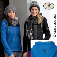 Pikeur - Damen Fleece Jacke mit Kapuze AVA - NEXT GENERATION CALEVO.com Shop
